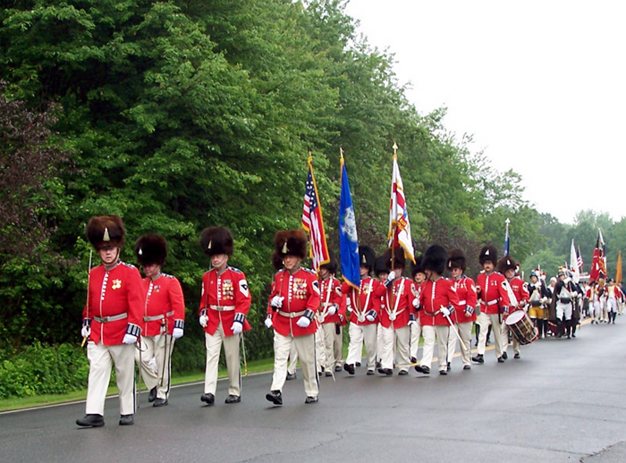 Governor's Foot Guard